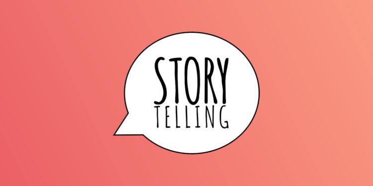 Cmurka znapisem Storytelling