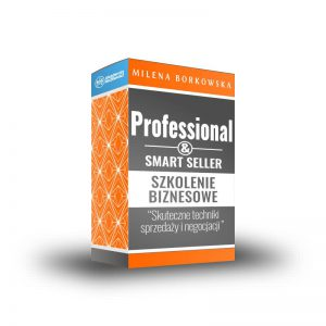 PROFESSIONAL & SMART SELLER