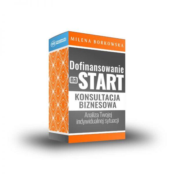 Dofinansowanie na start - Konsultacja Biznesowa