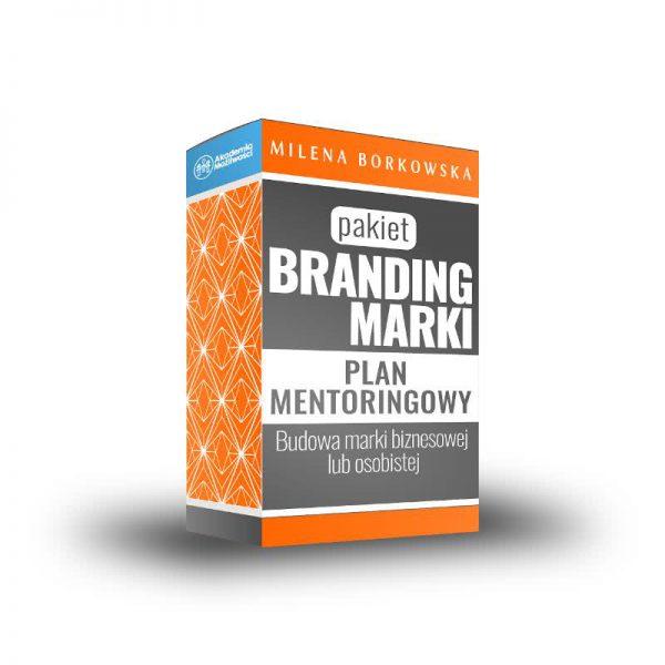 Mentoring biznesowy- Branding Marki - Milena Borkowska Akademia Możliwości