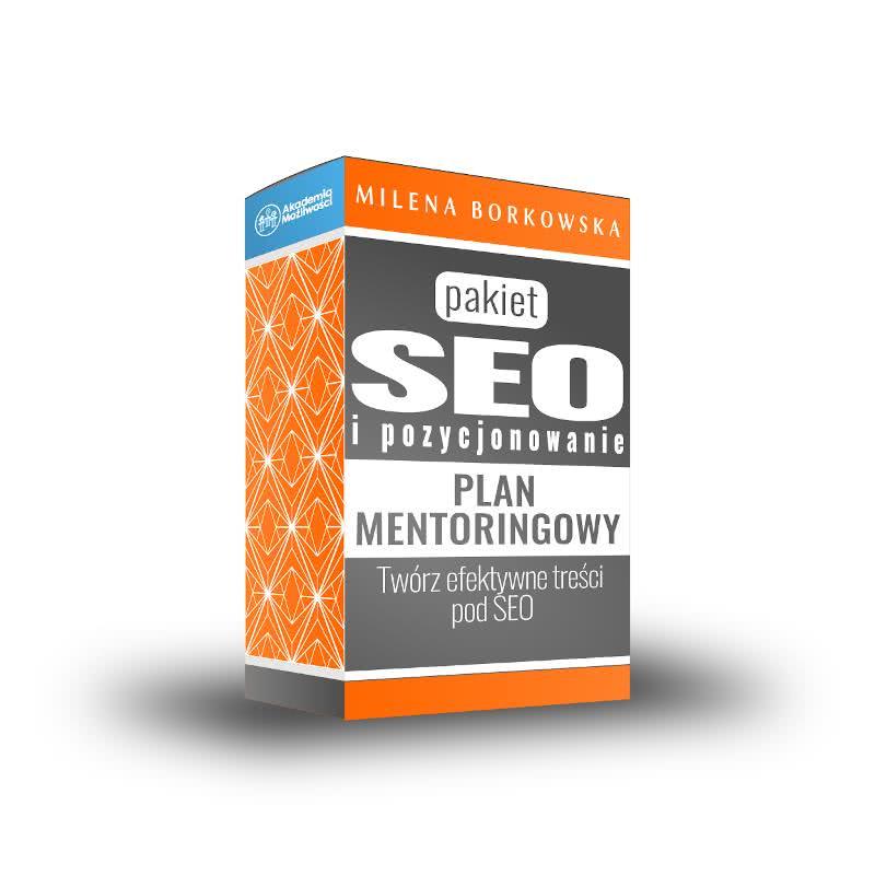 Mentoring biznesowy- SEO ipozycjonowanie - Milena Borkowska Akademia Możliwości